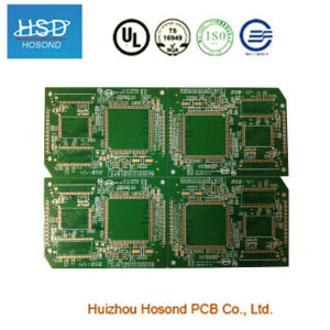 Lead Free Hal PCB Board with Competitive Price 003