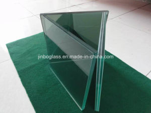 Colored Laminated Tempered Patterned Glass pictures & photos
