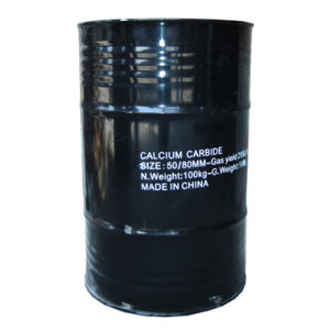 50-80mm 295L/Kg Calcium Carbide Cac2 75-20-7 pictures & photos