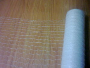 500cmx1000m White Elastic Pallet Wrap Netting pictures & photos