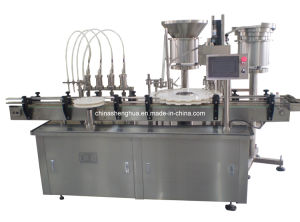 Spray Liquid Filling and Capping Machine (PYG4/1) pictures & photos