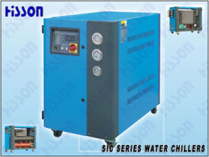 Water Cooling Type Water Chiller, Plastic Auxiliary Equipment pictures & photos