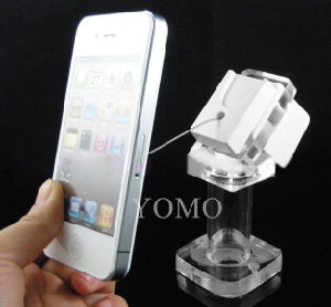Interactive Open Magnetic Anti-Theft Mobile Phone Security Display Holder