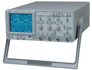 50MHz Oscilloscope (MOS-650CH)