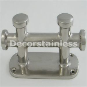 Stainless Steel 316 Double Cross Bollard pictures & photos