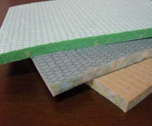 Acoustic PU Foam Carpet Underlay with PE Film (JP)