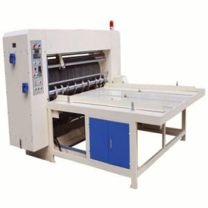 Chain Feeding Paperboard Rotary Die Cutter pictures & photos