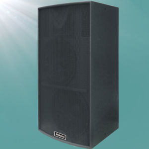 """Dual 15"""" 800W Professional Wedding Speaker with Wheels (F-215) pictures & photos"""