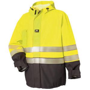 High Quality Polar Fleece Reflective Safety Wear Jacket pictures & photos