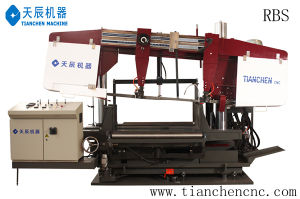 CNC Rotation Angle Band Sawing Machine for H-Beams pictures & photos