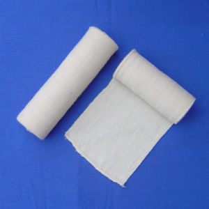 Super Quality Natural Color Spandex Plain Elastic Bandage pictures & photos