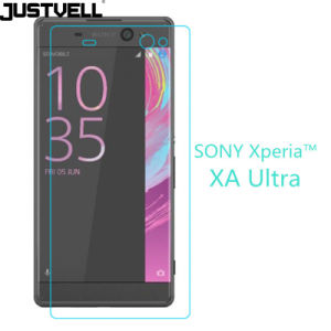 Phone Accessories 2.5D Crystal Clear Screen Protector for Sony Xperia Xa Ultra pictures & photos