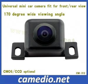 Universal Mini Rear View Car Parking Camera with 170 Degree Wide Viewing Angle pictures & photos