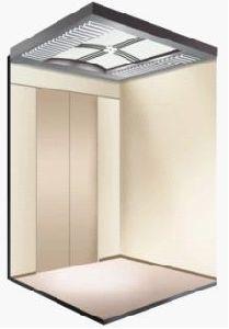 Roomless Passenger Elevator