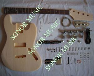 Electric Bass Kits (SNBK001)