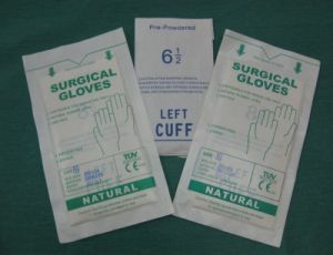 High Quality Surgical Gloves with CE ISO Certificaed for Hospital Use pictures & photos
