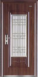 High Quality Steel Security Door (ISO9001)