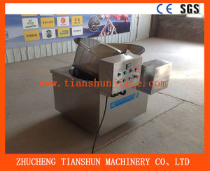 Electric Heating Semi-Automatic Frying Machine for Snack Food Tsbd-12 (TSBD-12) pictures & photos