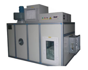 Desiccant Rotor Dehumidifier 35kg/H