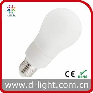 13W A60 Compact Fluorescent Bulb (3U Tube) pictures & photos