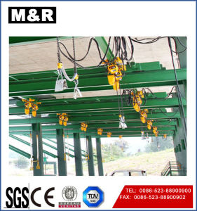 Trolley Type Elelctric Chain Hoist pictures & photos