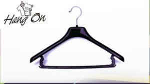 Deluxe Plastic Suit Hanger