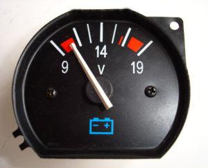 Cherokee Voltmeter (HZM-037)