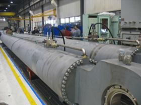 Hydraulic Cylinder for 1000ton Hydraulic Hoist