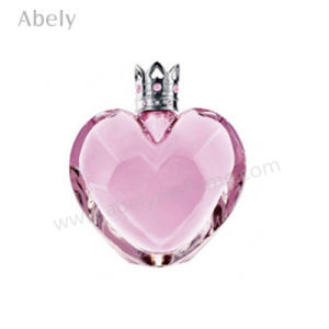 Princess Heart Shape Perfume Bottles with Orginal Perfume pictures & photos
