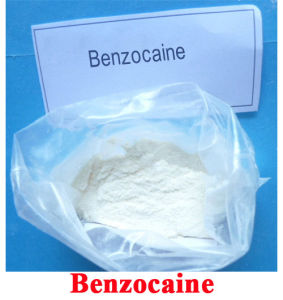 Local Anesthetic Benzocaine /4- (ethoxycarbonyl) CAS: 94-09-7 Powder pictures & photos