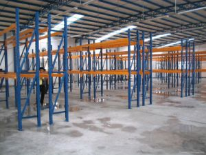 Suitable and Economical Selective Pallet Rack for Warehouse Storage pictures & photos
