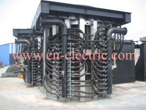 Medium Frequency Electric Induction Holding Furnace pictures & photos