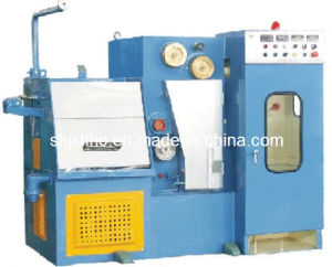 Copper Fine Wire Drawing Machine With Inbuilt Annealer (SH-200/22) pictures & photos