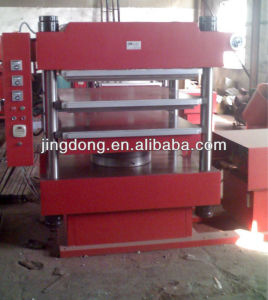 Rubber Floor Tiles Press