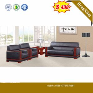 Modern Living Room Furniture Hotel Reception Leather Sofa (HX-SN045) pictures & photos