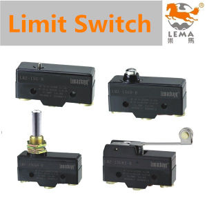 Electric 15A 250VAC Micro Limit Switches pictures & photos
