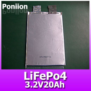 LiFePO4 Battery, 3.2V20ah Battery