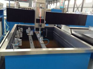 CNC Waterjet Cutting and Edging Machine pictures & photos
