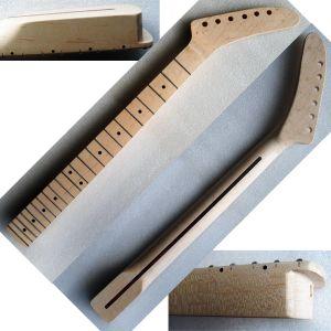 Kramer Banana Heastock Style Guitar Neck (One-Piece Maple) (SGN-KR01)