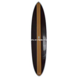 Customized Size and Colour Wooden Veneer Surface Stand up Paddle Sup, Touring Board, Surfboard pictures & photos
