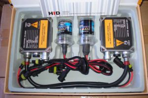 HID Normal Xenon Kit Standard Ballast Xenon Kit Single Beam Kit