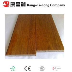 Micro Bevel Edges Strand Woven Bamboo Floor
