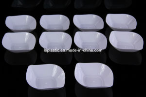 Disposable Plastic Appetizer Dishes Set 10 PCS (LS-5012-2)