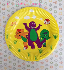 9inch 7inch Party Paper Plate