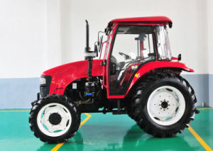 4WD 40 HP Tractor