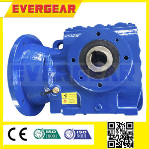S Series Worm Helical Gearbox Gear Reducer Geared Motor pictures & photos
