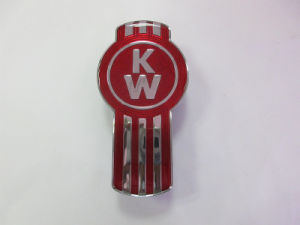 Car Plate for Kenworth