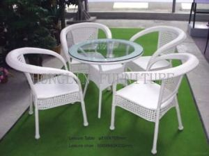 Patio Furniture (HLFA-80R494 5PCS)
