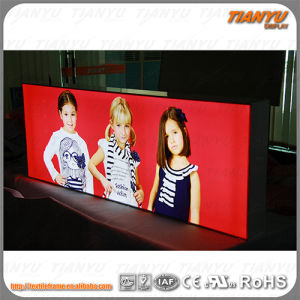 Free Standing Aluminum Frame LED Light Box pictures & photos
