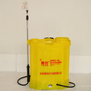 Knapsack Battery Sprayer/18L Sprayer (3WBD-18LoY) pictures & photos